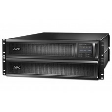 ИБП APC by Schneider Electric Smart-UPS X 3000VA Tower LCD 200-240V with Network Card SMX3000HVNC