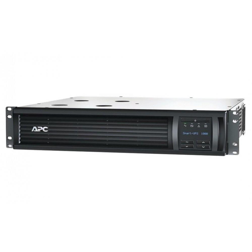Интерактивный ИБП APC by Schneider Electric Smart-UPS SMT1500RMI2U