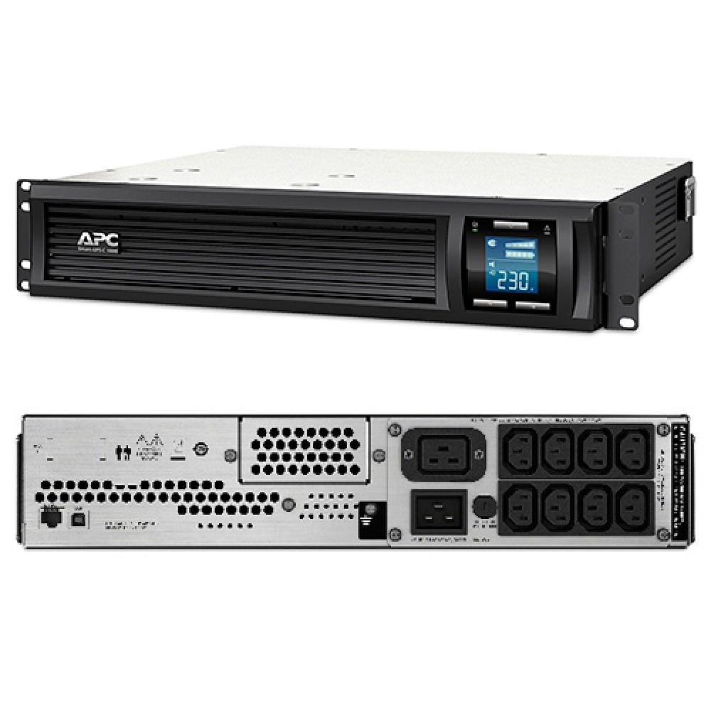 Интерактивный ИБП APC by Schneider Electric Smart-UPS SMC3000R2I-RS