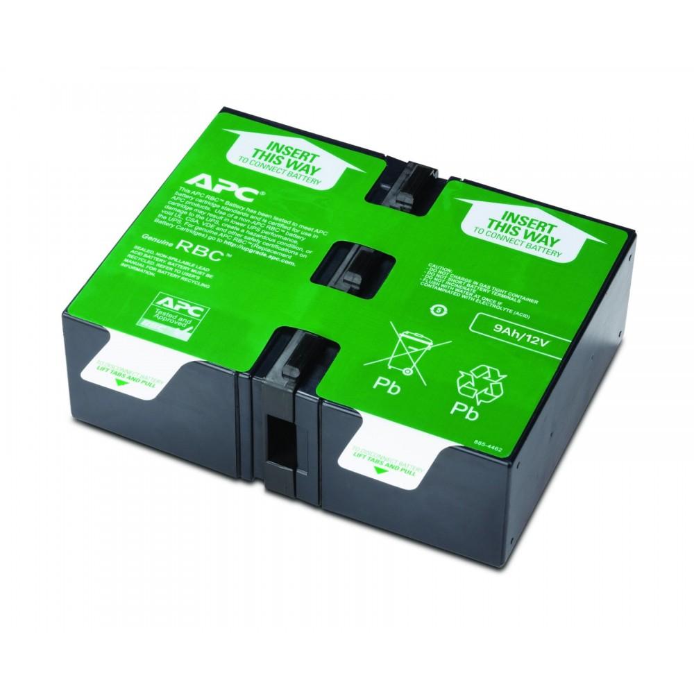 Сменный батарейный картридж  APCRBC124