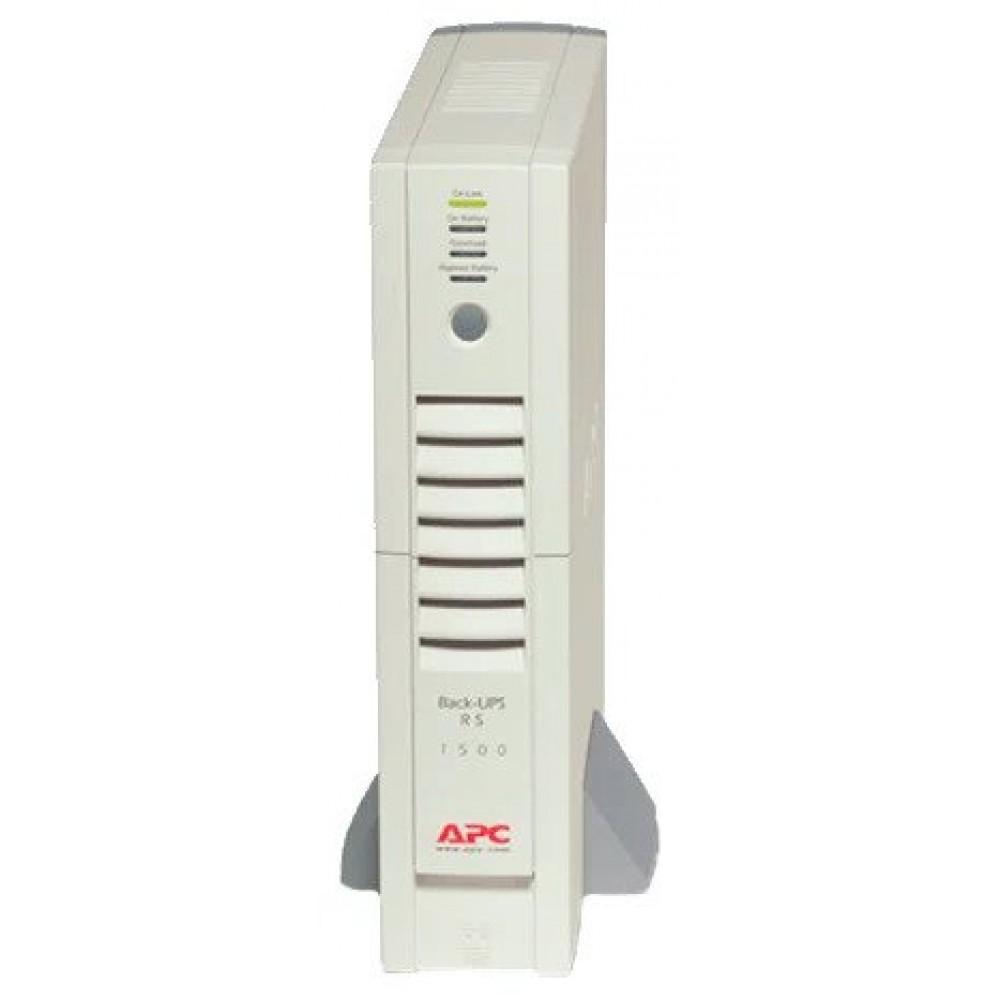 Резервный ИБП APC by Schneider Electric Back-UPS RS 1500VA 230V BR1500I