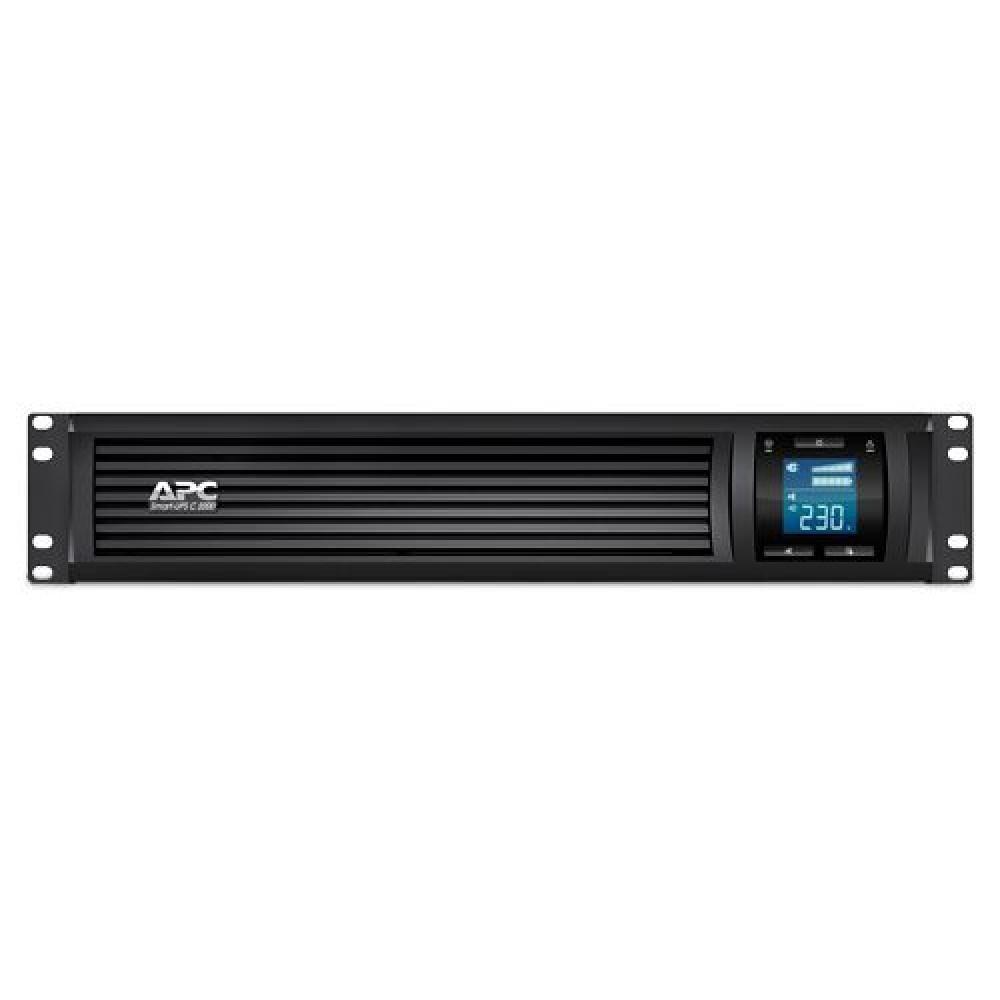 ИБП APC by Schneider Electric Smart-UPS C 1500VA 2U LCD 230V   SMC1500I-2U
