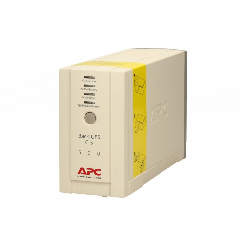 ИБП CS 500 USB/Serial BK500EI