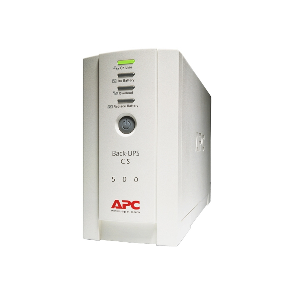 ИБП APC by Schneider Electric Back-UPS 500  BX500CI