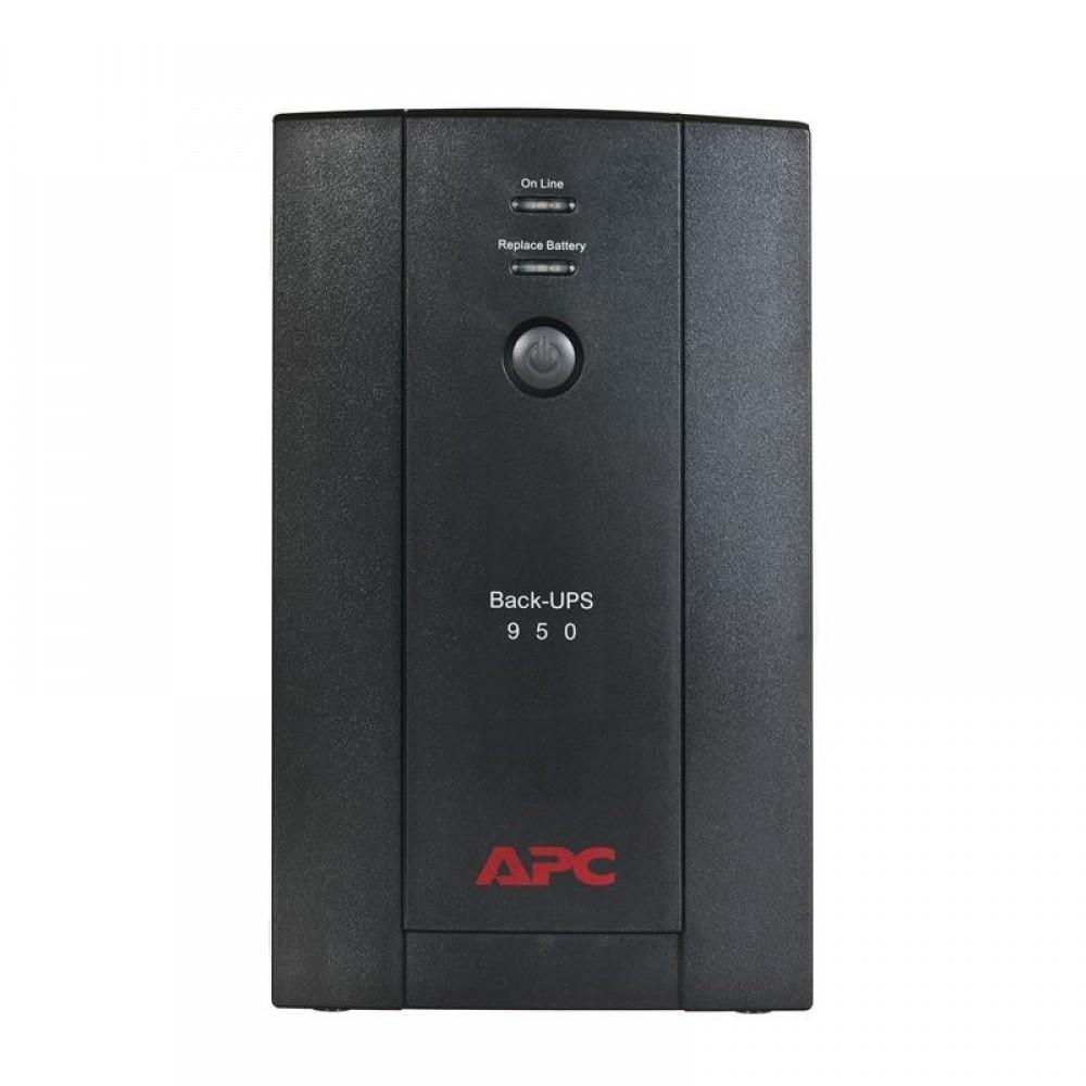 ИБП APC by Schneider Electric Back-UPS 950VA  BX950UI