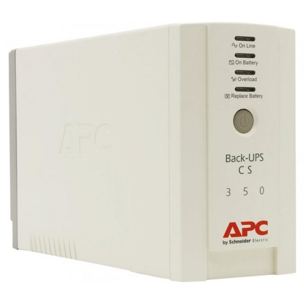 ИБП APC CS 350 USB/Serial BK350EI
