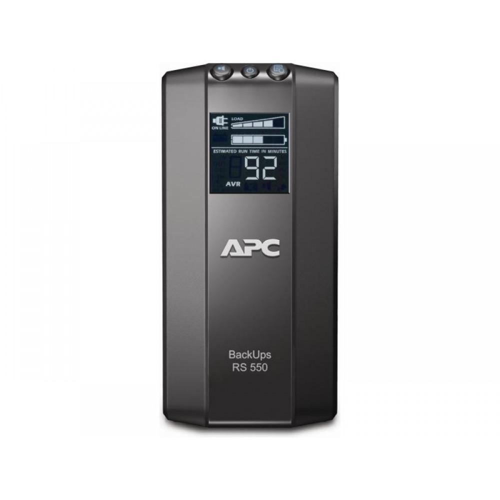 ИБП APC by Schneider Electric Back-UPS  LCD 550VA  BR550GI