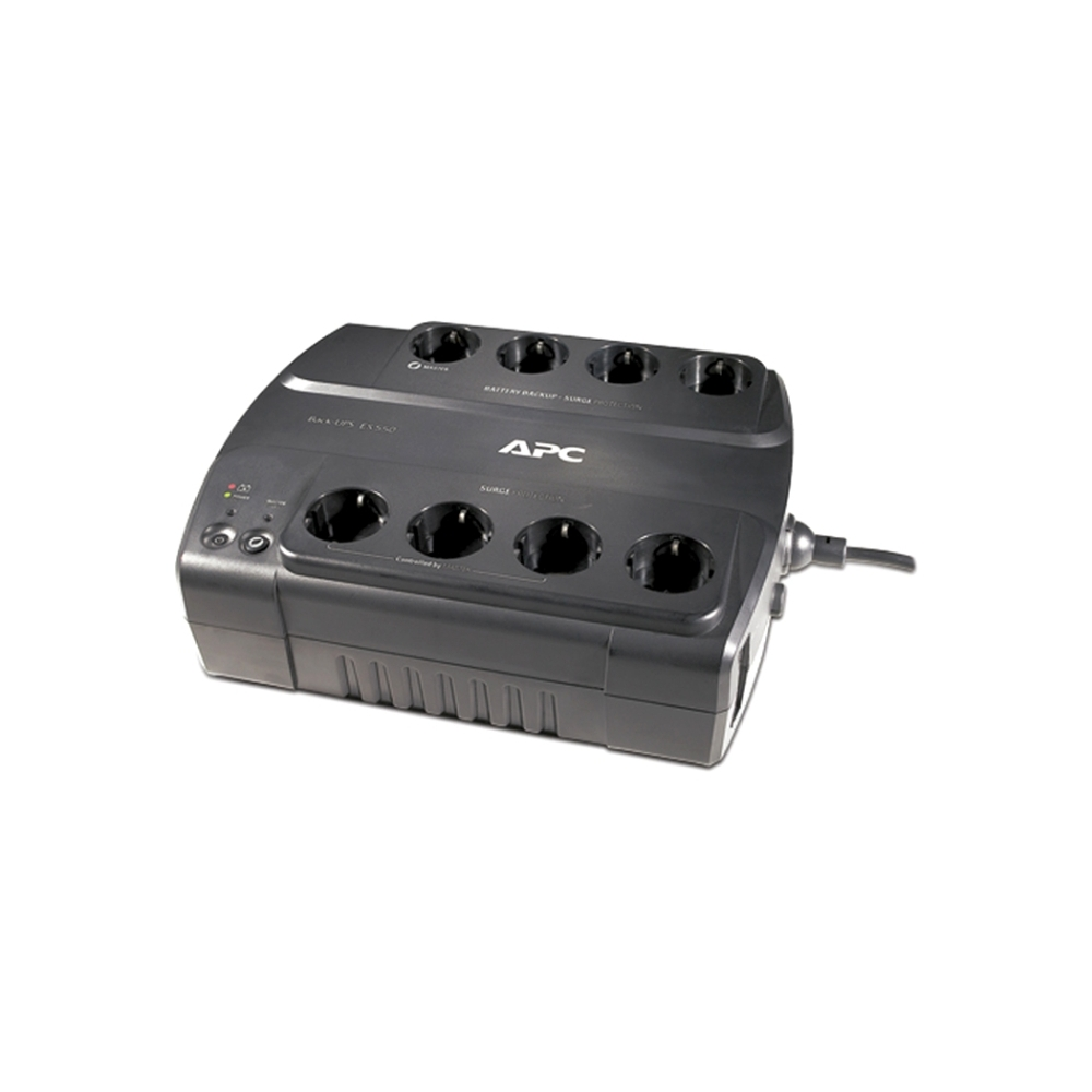 ИБП APC Power Saving Back-UPS ES 8 Outlet 550VA 230V CEE 7/7