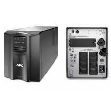 ИБП APC by Schneider Electric Smart-UPS 1500VA LCD 230V  SMT1500I