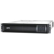 ИБП APC by Schneider Electric Smart-UPS 2200VA LCD RM 2U 230V with Network Card SMT2200RMI2U