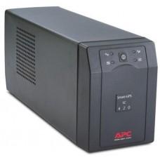 ИБП APC Smart-UPS 420VA  SC420I