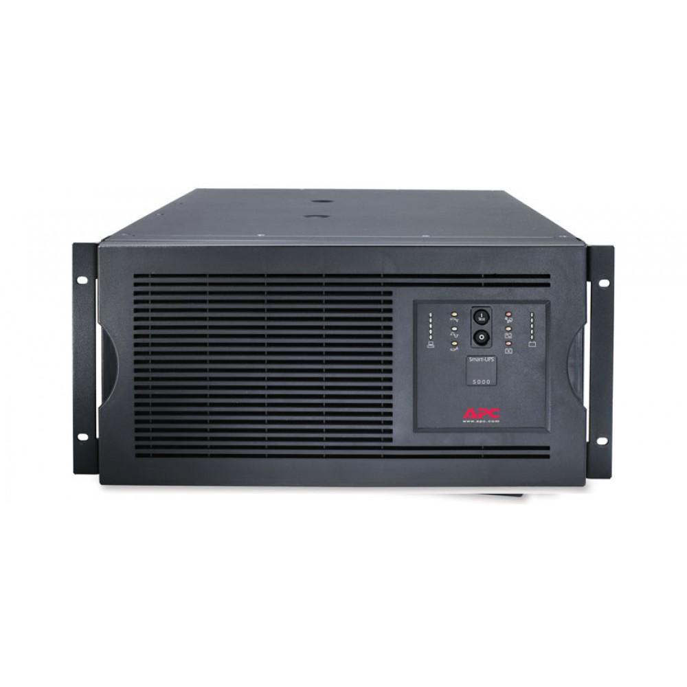 ИБП APC by Schneider Electric Smart-UPS 5000VA RM 5U 230V  SUA5000RMI5U