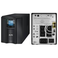 ИБП APC by Schneider Electric Smart-UPS C 2000VA LCD  SMC2000I