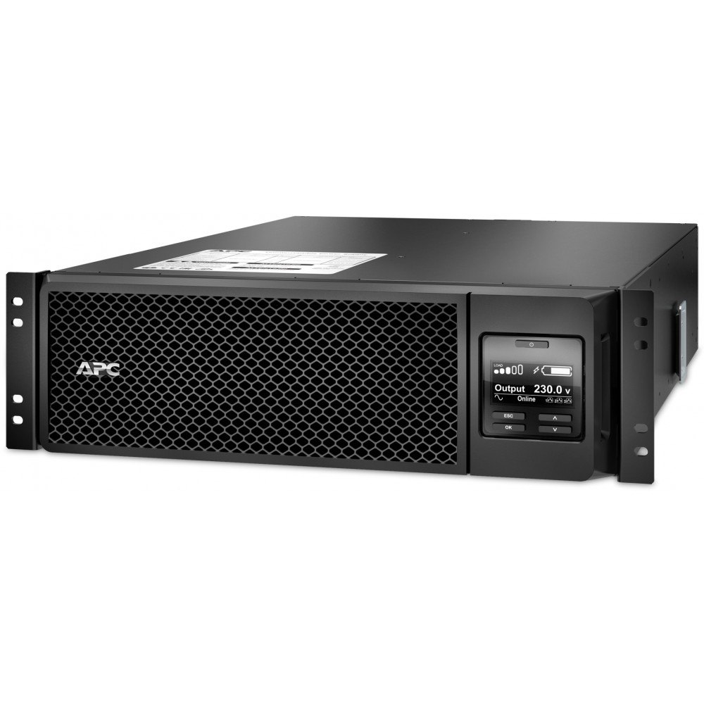 ИБП APC by Schneider Electric Smart-UPS SRT 5000VA RM 230V  SRT5KRMXLI
