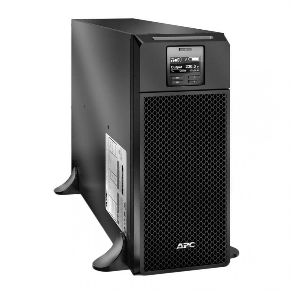 ИБП APC by Schneider Electric Smart-UPS SRT 6000VA 230V  SRT6KXLI
