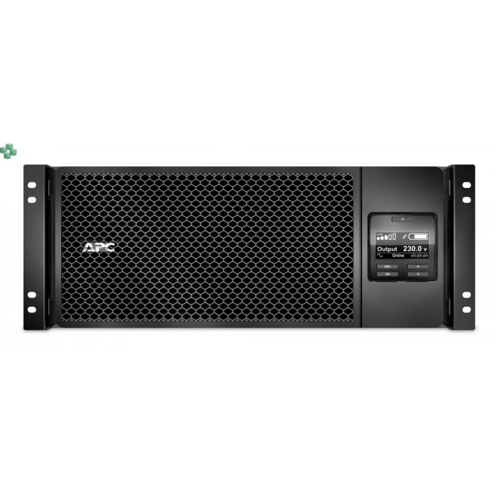 ИБП APC by Schneider Electric Smart-UPS SRT 6000VA RM 230V  SRT6KRMXLI