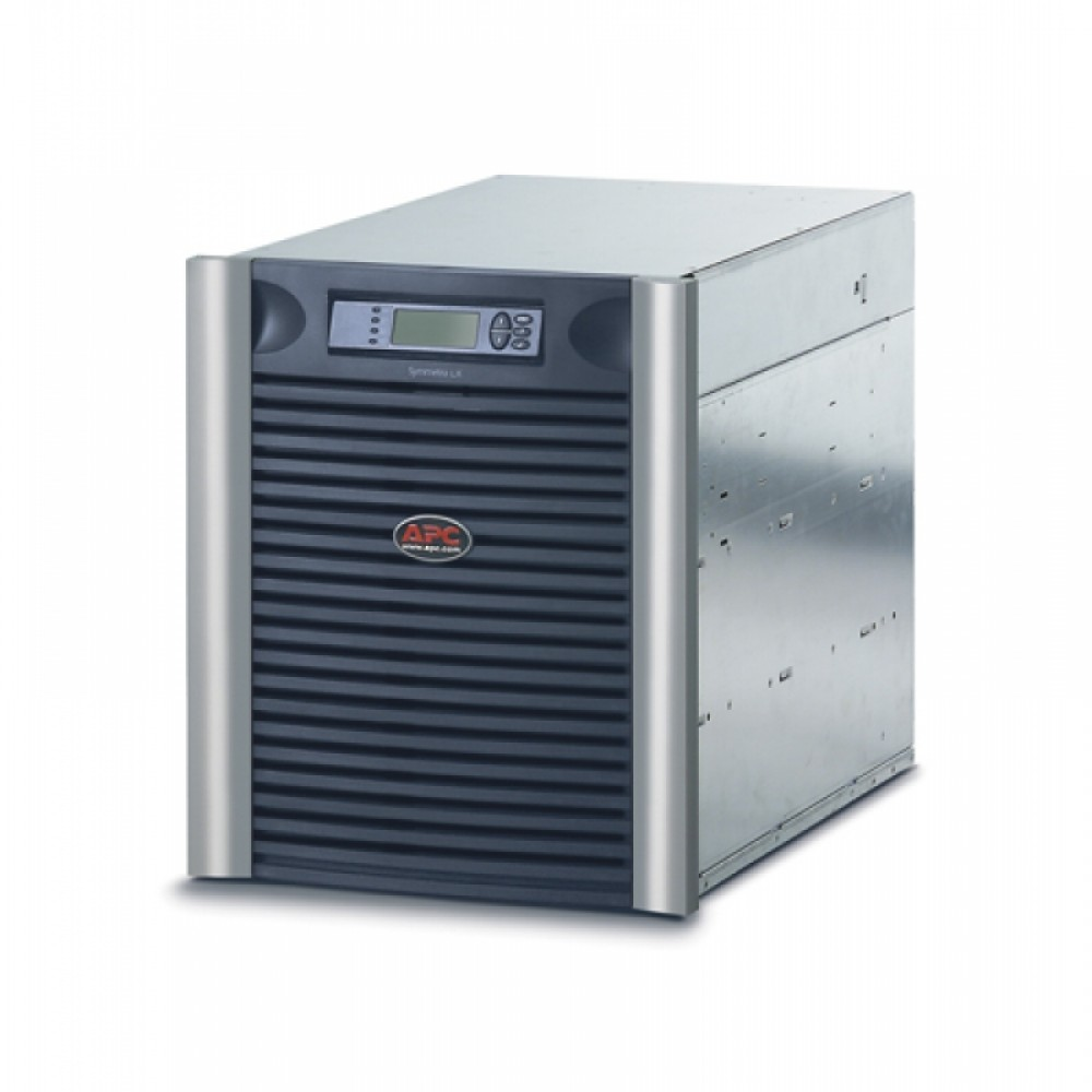 ИБП APC by Schneider Electric Symmetra LX 4kVA Scalable to 8kVA N+1 Rack-mount SYA4K8RMI