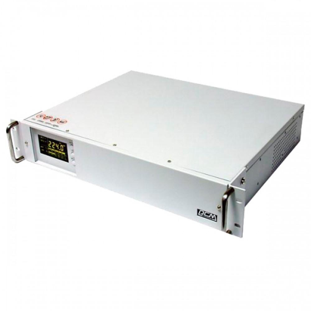 ИБП Powercom SMK-1000A-LCD-RM