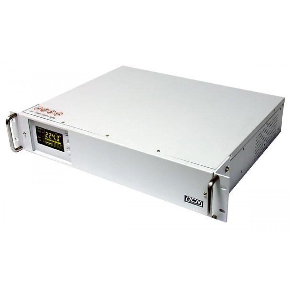 ИБП Powercom SMK-1250A-LCD RM