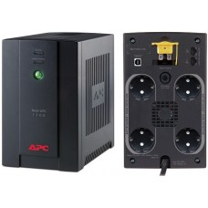 Интерактивный ИБП APC Back-UPS BX1100CI-RS