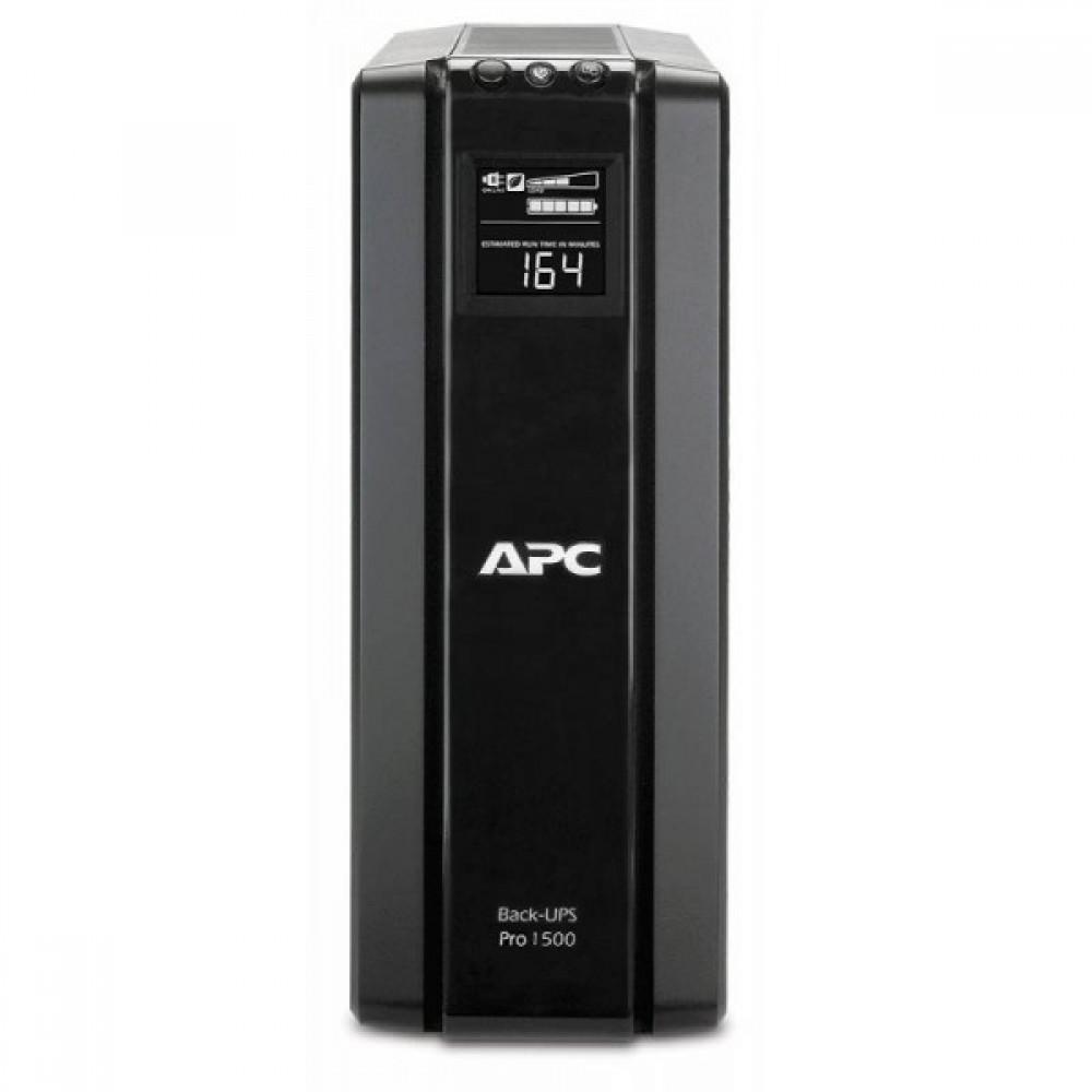 Интерактивный ИБП APC Back-UPS Pro BR1500G-RS