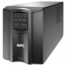 Интерактивный ИБП APC by Schneider Electric Smart-UPS 1000VA LCD 230V  SMT1000I