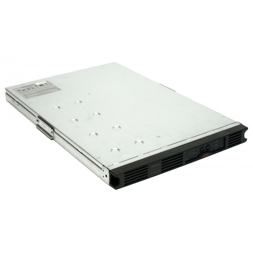 Интерактивный ИБП APC by Schneider Electric Smart-UPS 750VA USB RM 1U 230V  SUA750RMI1U