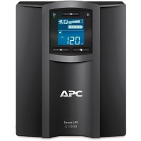 Интерактивный ИБП APC by Schneider Electric Smart-UPS C 1000VA LCD  SMC1000I