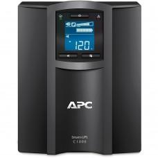 Интерактивный ИБП APC by Schneider Electric Smart-UPS C 1000VA LCD  SMC1000I