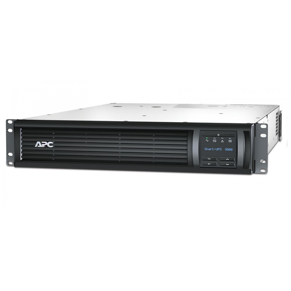 Интерактивный ИБП APC by Schneider Electric Smart-UPS SMT3000RMI2U