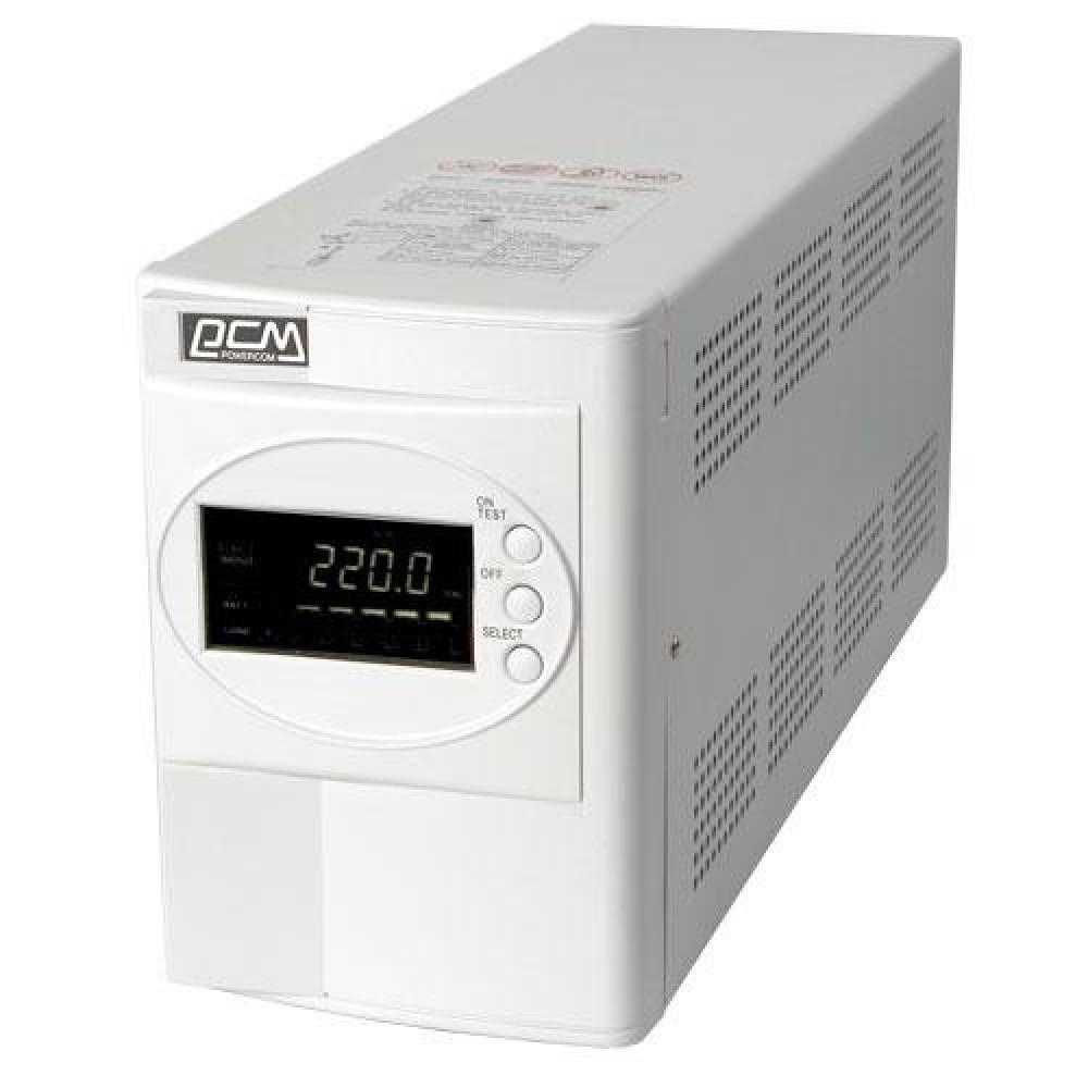 Интерактивный ИБП Powercom Smart King SMK-600A-LCD