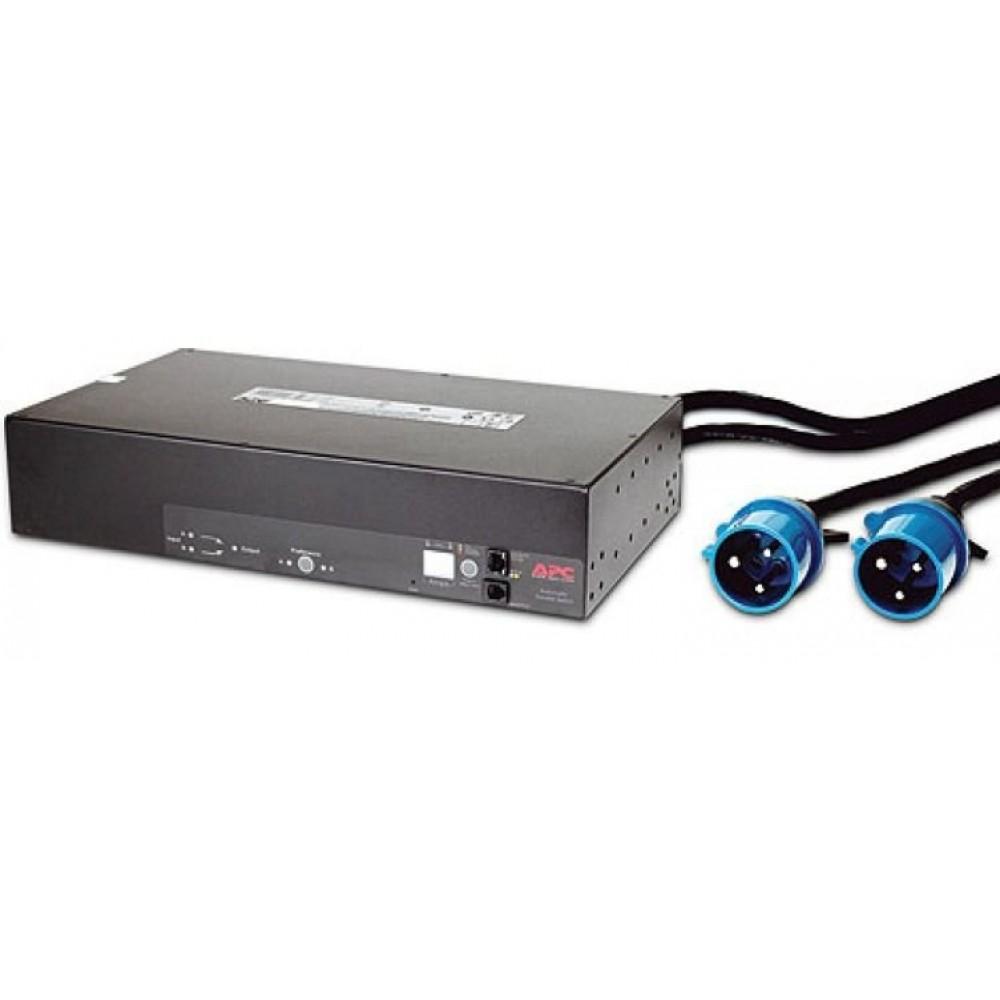 Распределительное устройство электропитания APC Automatic Transfer Switch AP7722A
