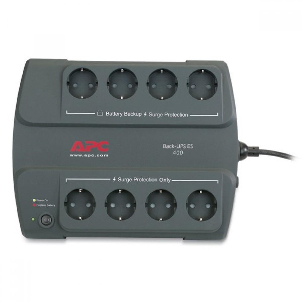 Источник бесперебойного питания APC Back-UPS BE400-RS