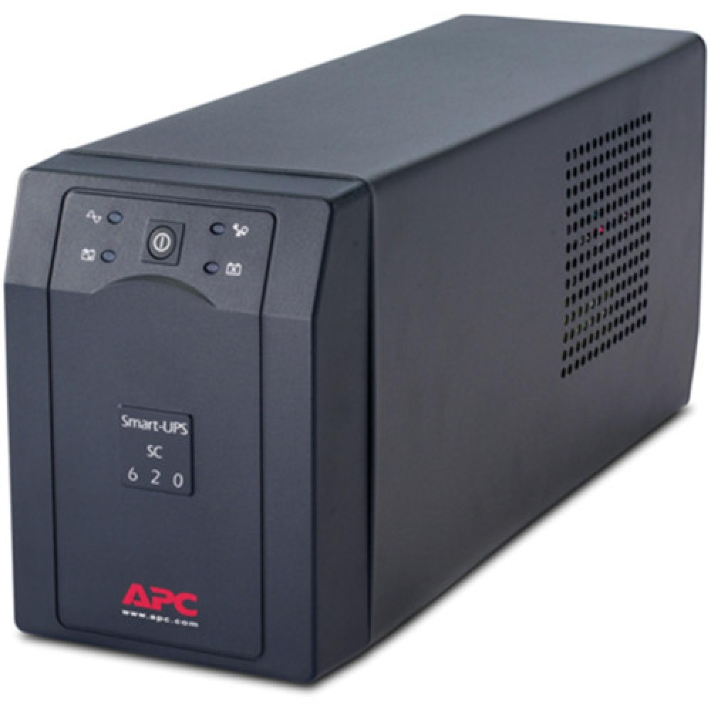 Интерактивный ИБП APC by Schneider Electric Smart-UPS SC620I