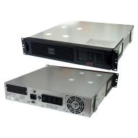 Интерактивный ИБП APC by Schneider Electric Smart-UPS 750VA USB RM 2U 230V  SUA750RMI2U