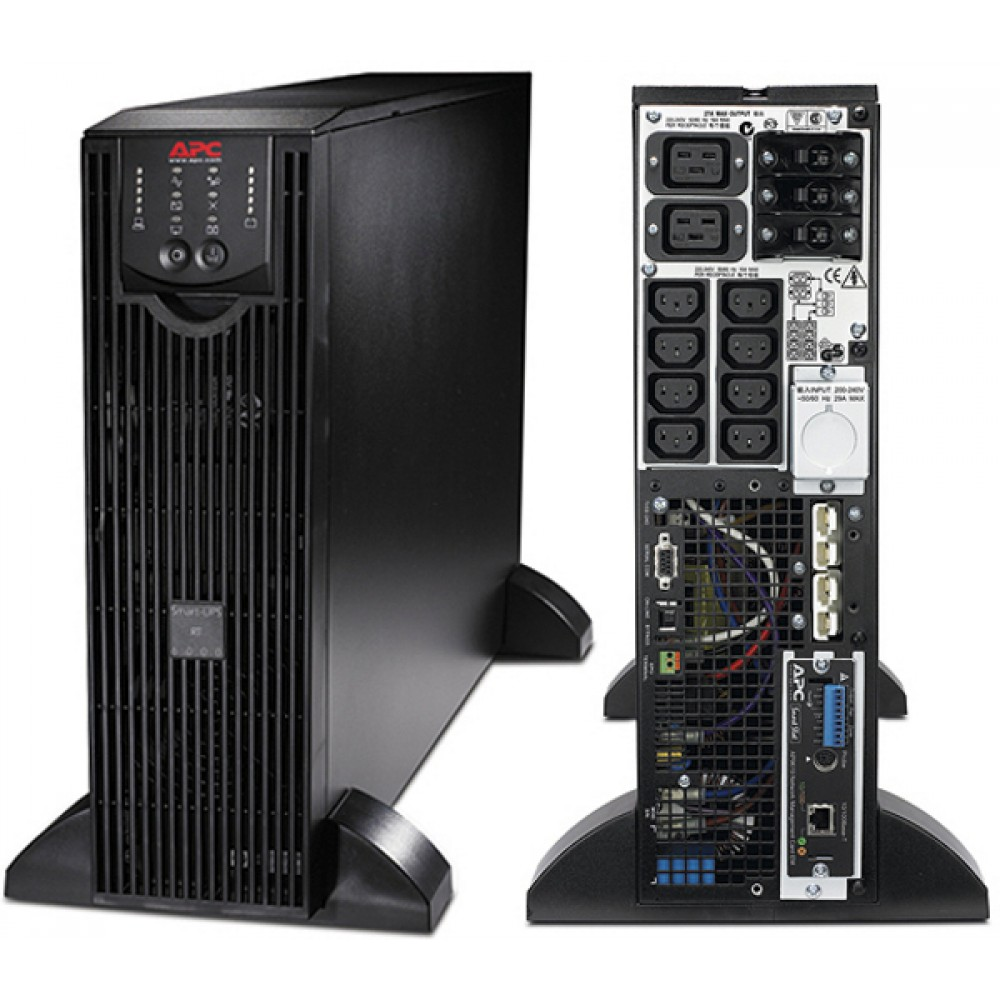 ИБП APC by Schneider Electric Smart-UPS RT 6000VA 230V  SURT6000XLI